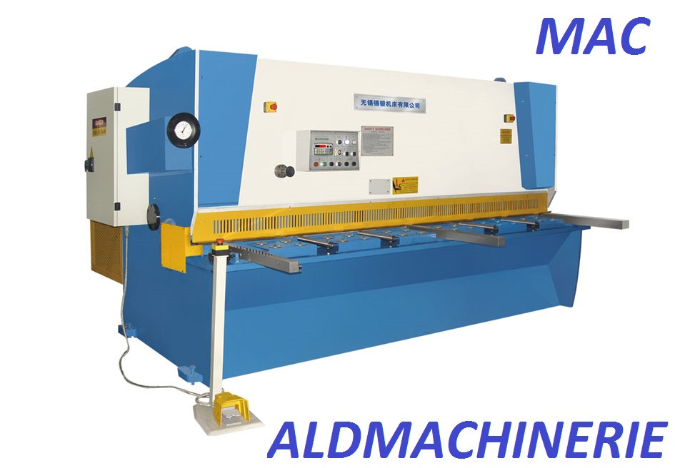 Mac Machinery tool